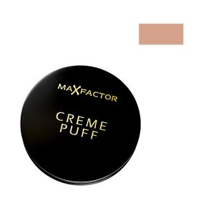 MAX FACTOR Max Factor Creme Puff Powder Compact 55 Candle Glow