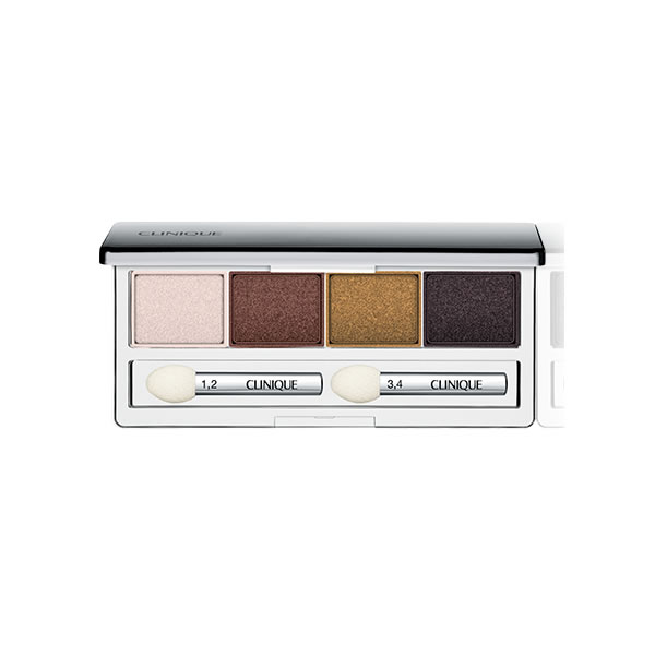 CLINIQUE Clinique All About Shadow Quad 03 Morning Java