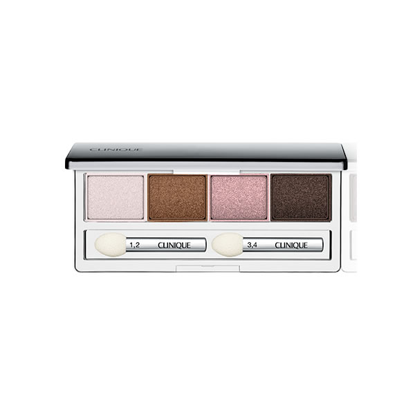 CLINIQUE Clinique All About Shadow Quad 06 Pink Chocolate