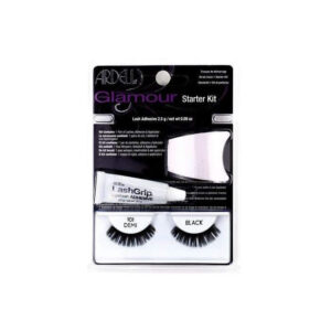 ARDELL Ardell Glamour Lashes 101 Demi Black Set 3 Parti