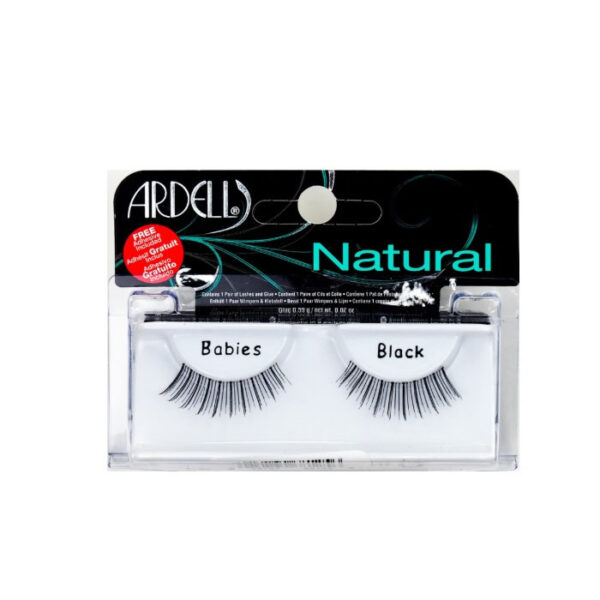 ARDELL Ardell Natural Lashes Babies Black