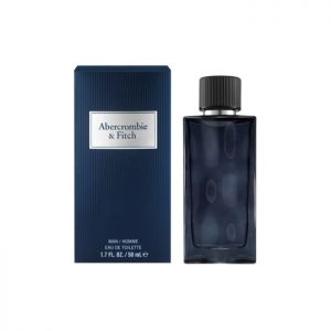 ABERCROMBIE & FITCH Abercrombie And Fitch First Instinct Blue Eau De Toilette Spray 50ml
