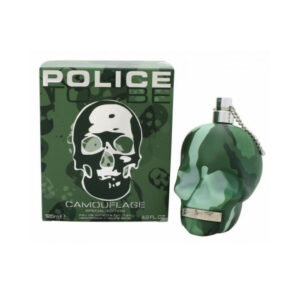POLICE Police To Be Camouflage Special Edition Eau De Toilette Spray 125ml