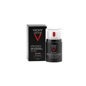 VICHY Vichy Homme Structure Force Anti-Aging Hydrating Pelle Sensibile 50ml