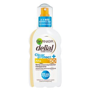 DELIAL Delial Clear Protect Transparent Spray Spf50 200ml