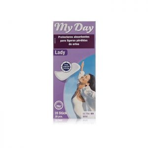 MY DAY My Day Incontinence Absorbent Protector Ultra Mini 28 Units