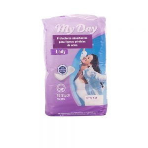 MY DAY My Day Incontinence Serviette Extra 16 Unités