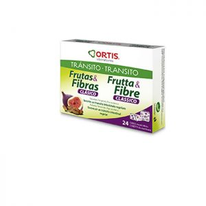ORTIS Ortis Concentrate Fruit and Fiber 24dice