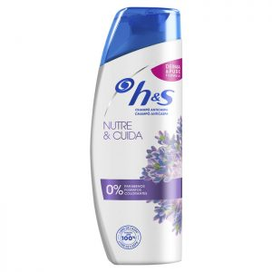 HEAD AND SHOULDERS Head And Shoulders Nurture And Care 3 Action Shampoo 270ml