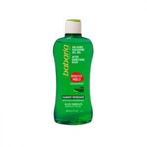 BABARIA Babaria After Sun Aloe Vera Cooling Effect Soothing & Refreshing 200ml