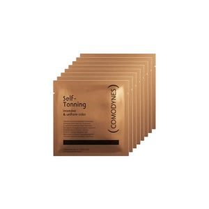 COMODYNES Self Tanning Intensive and Uniform Color 8 Towelettes