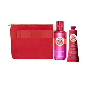 ROGER & GALLET Roger & Gallet Ginbembre Rouge Fragant Wellbeing Water Spray 30ml Set 3 Parti