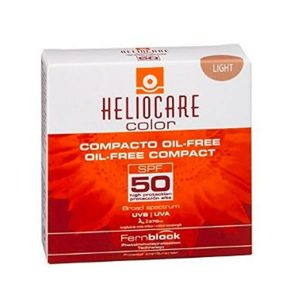 HELIOCARE Heliocare Color Oil Free Compact Make Up Spf50 Light 10g